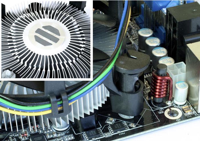 Ventirad Intel