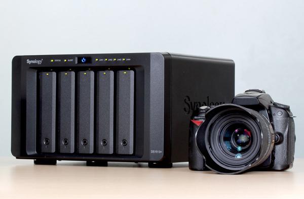 Le NAS est particulièrement utile pour ne pas perdre musique, vidéos et photos.