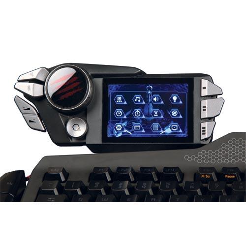 Ecran LCD tactile du Mad Catz S.T.R.I.K.E. 7