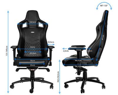 Les fauteuils gamer