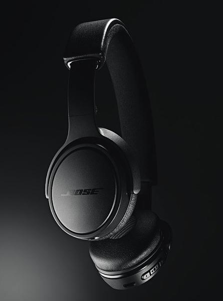 Bose Supra-aural Wireless Noir