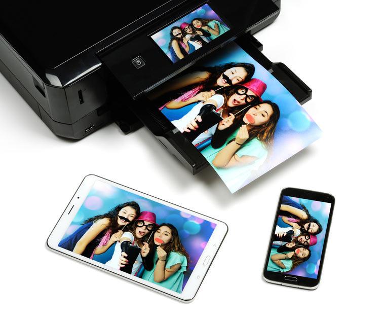 L'imprimante photo