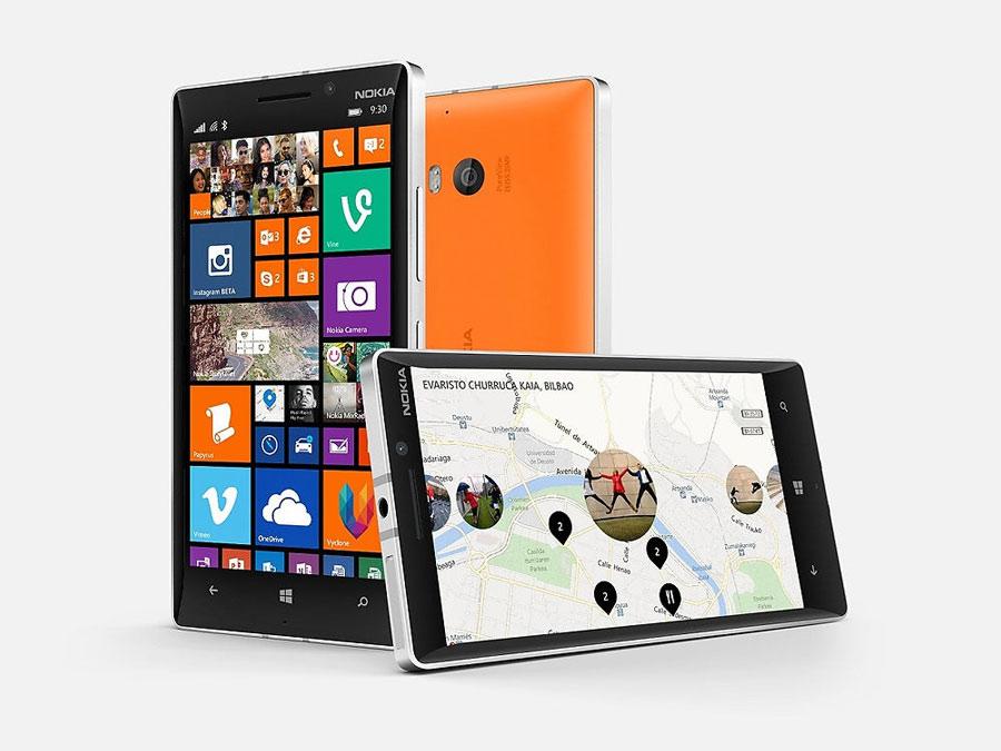 Ergonomie des Windows Phone