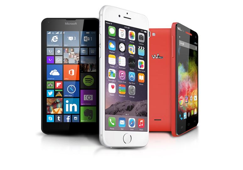 Les smartphones : des appareils polyvalents