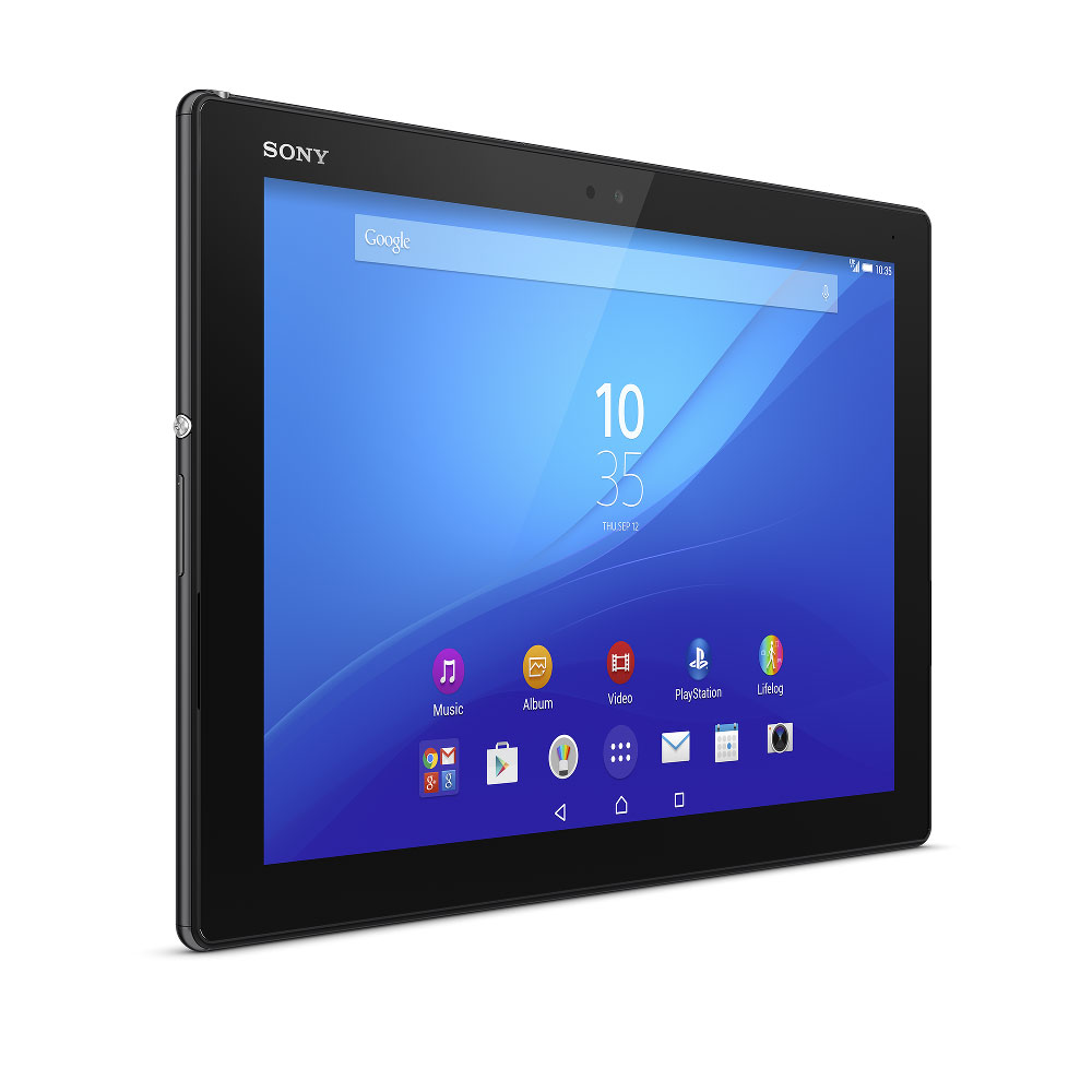 La tablette Sony Xperia Z4 4G