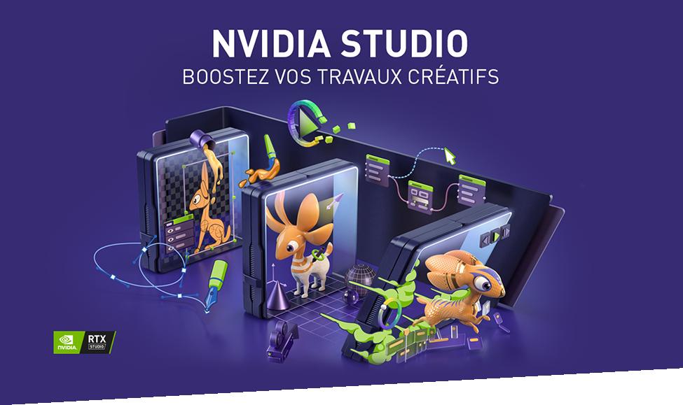 NVIDIA RTX Studio
