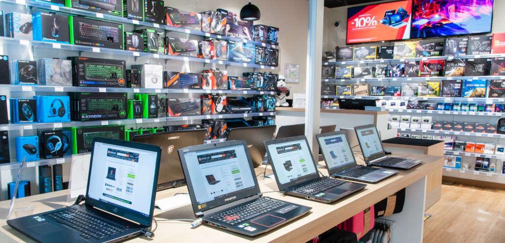 Magasin de matériel informatique et réparation Materiel.net Aix-en-Provence