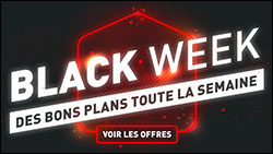 Le Black Friday Informatique Materiel.net