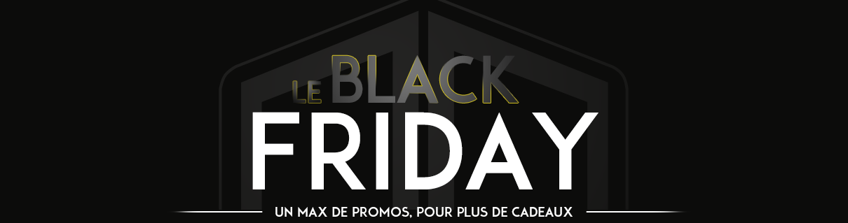 Black Friday sur Materiel.net
