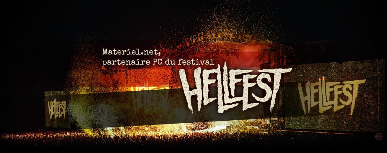 Materiel.net - PC Hellfest
