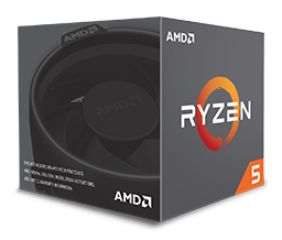 AMD Ryzen 5 Packaging
