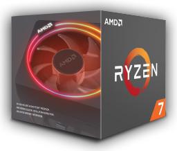 AMD Ryzen 7 Packaging