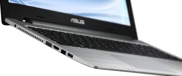 Asus K56CM : Un PC Portable 15 pouces fin et au design aluminium brossé