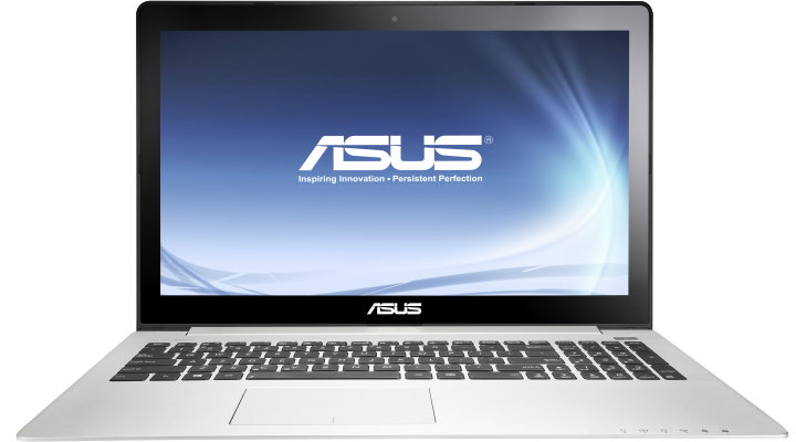 Asus VivoBook S550CM : Un PC Portable tactile et polyvalent sous Windows 8