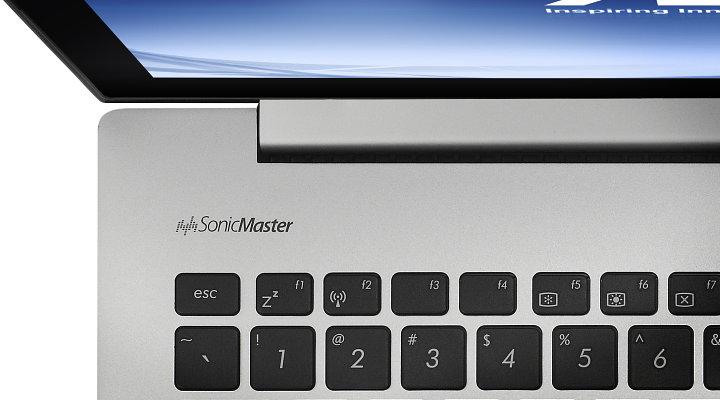 Asus VivoBook équipé de la technologie Instant On