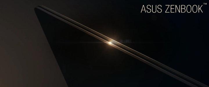 Finesse, design, performance : Asus Zenbook est l'Ultrabook qui remplace votre ordinateur portable