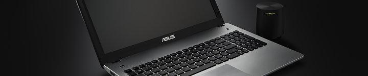 Le design et l'élégance du pc portable Asus N76