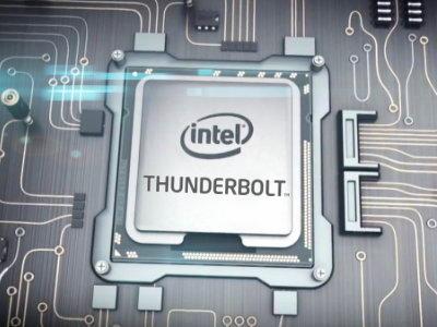 Découvrez le transfert très haute vitesse avec Intel Thunderbolt