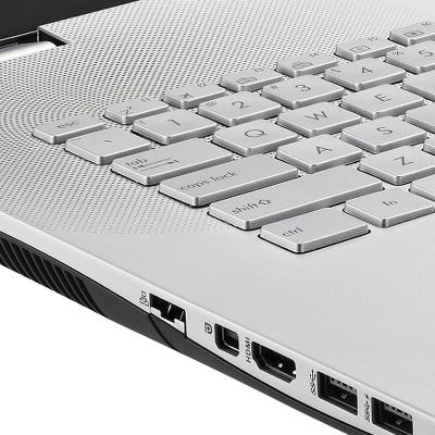 clavier chiclet de l'Asus N751JK