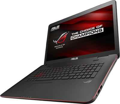 Intel core i7 Haswell et GeForce GTX 960M pour l'Asus ROG G751