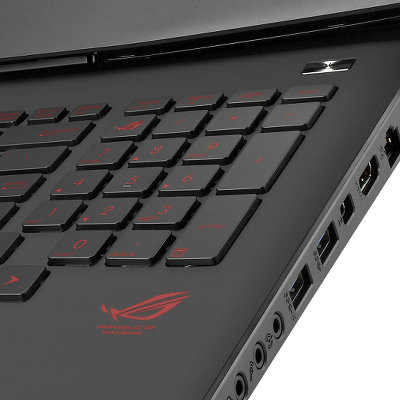 Intel core i7 Haswell et GeForce GTX 980M pour l'Asus ROG G751