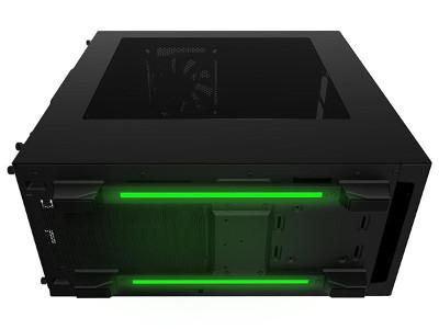 Connectique USB 3.0 boitier PC NZXT Source 340 Razer Edition