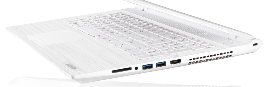 PC Portable polyvalent Toshiba C55 : un design et une efficacité haut de gamme !