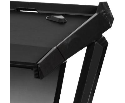 Dxracer gaming desk noir bureau gamer dxracer sur materiel