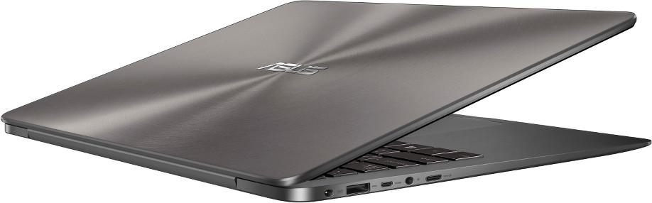 Le design et l'élégance du pc portable Zenbook UX501