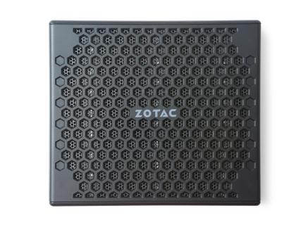 Dessus du barebone Zotac ZBOX NANO CI549