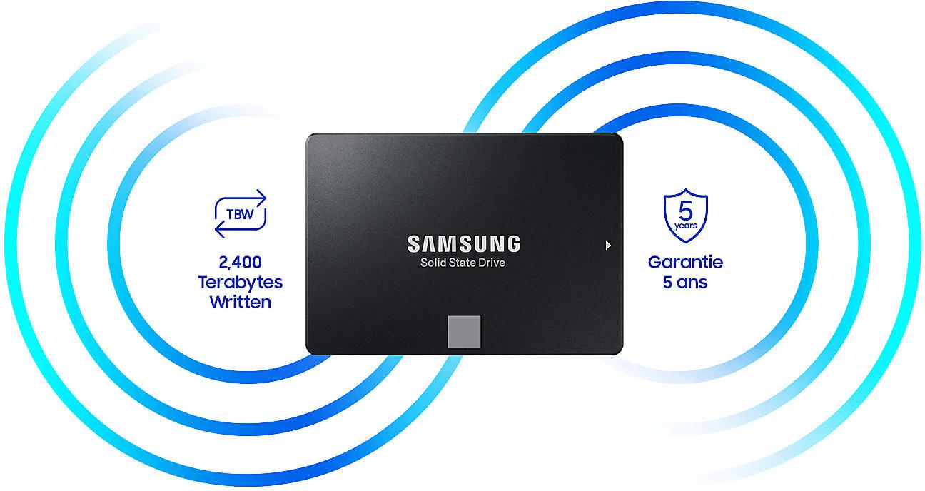 SSD 860 EVO