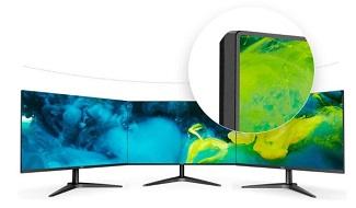 Un écran design sans contour 24 pouces!
