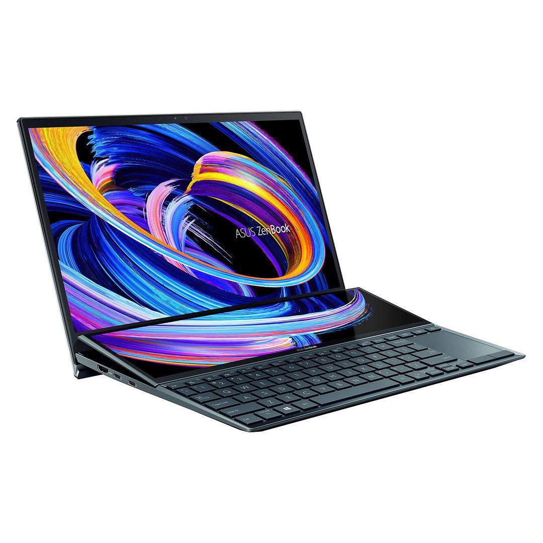 PC portable 14 pouces double écran