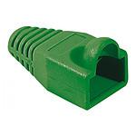 Manchons RJ45 par 10 (diamètre 6 mm) - Vert