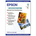 Epson Papier mat archival A4 - C13S041342