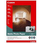 Canon Papier photo mat A4 - MP-101