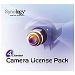 Synology Licence 4 caméras