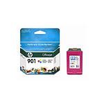 HP Cartouche d'encre n°901 (CC656AE) - 3 Couleurs