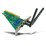 TrendNet Carte Wifi PCI TEW-643PI