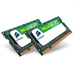 Corsair Value Select SO-DIMM DDR2 2 x 2 Go 800 MHz CAS 5
