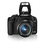 Canon EOS 500D + EF-S 18-55 IS + Selphy CP-800 Noire