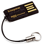 Kingston Lecteur USB de Micro SD-SDHC