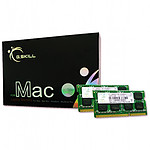 G.Skill SO-DIMM DDR3 2 x 4 Go PC 8500 SQ