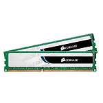 Corsair ValueSelect DDR3 2 x 2 Go 1333 MHz CAS 9