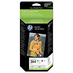 HP Pack Photo n°364 - CG927EE