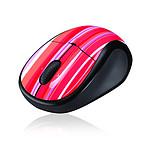 Logitech M305 Wireless Mouse (sassy stripe)