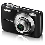 Nikon Coolpix L22 Noir