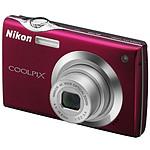 Nikon Coolpix S4000 Rouge