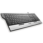 Cherry EASYHUB Corded Multimedia Keyboard