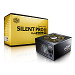 Cooler Master Silent Pro Gold Modulaire - 600W